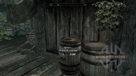The book pumping hacking for Skyrim