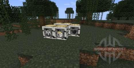 Factorization for Minecraft
