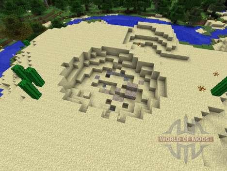 RemoteTNT - dynamite for Minecraft