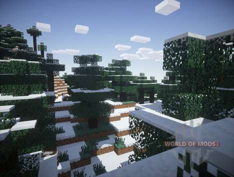 "Sonic Ethers ""Unbelievable-shaders for Minecraft"