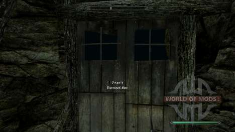 Reversusque mine for Skyrim