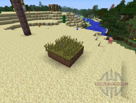 Growth Tonic - new potion for Minecraft