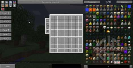 Not Enough Items for Minecraft