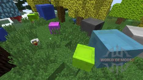 Dye Trees for Minecraft