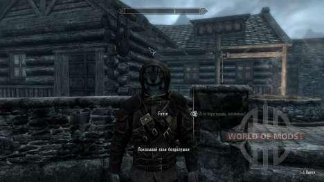 Buyer of stolen goods in Riftene for Skyrim