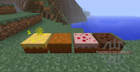 Health Food for Minecraft