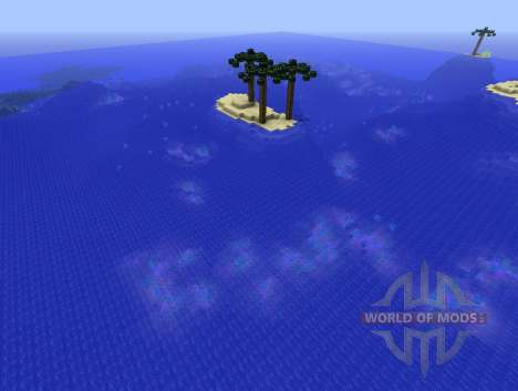 Coral Reef corals for Minecraft