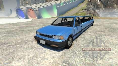 Ibishu Limousine for BeamNG Drive