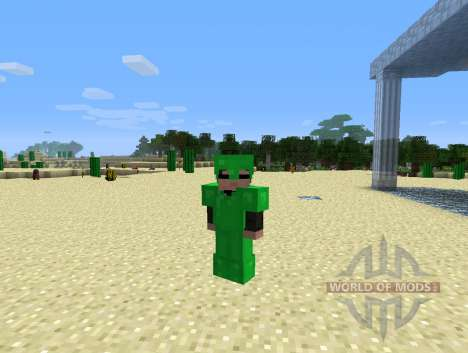 More Armor - new armour for Minecraft