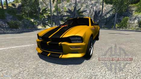 Road King for BeamNG Drive