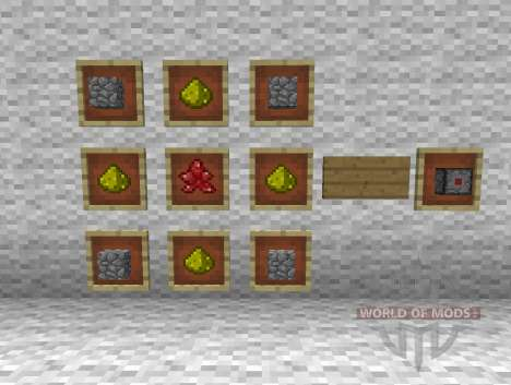 Laser Mod-lasers for Minecraft