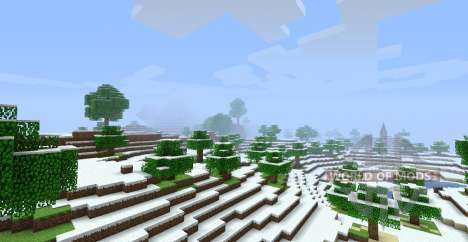 Better World Generation for Minecraft