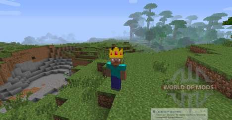 Hats for Minecraft