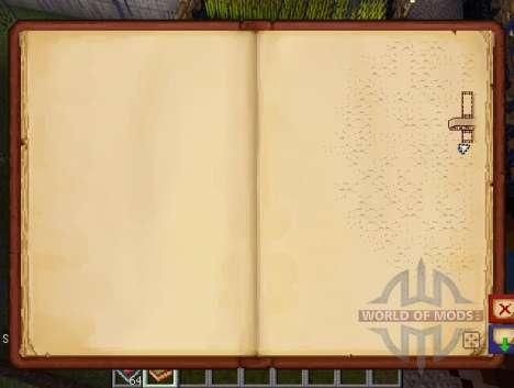 Antique Atlas for Minecraft