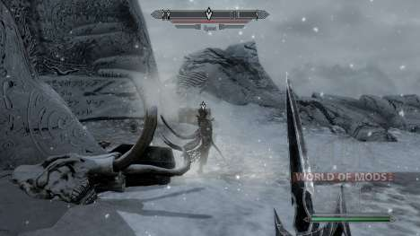 Markers for quests with masks dragon priests for Skyrim second screenshot