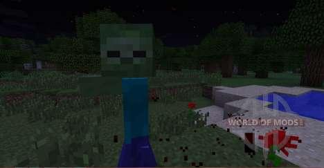 Mob Amputation for Minecraft