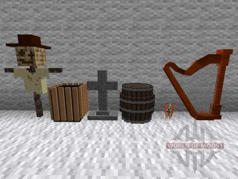 DecoCraft-landscape for Minecraft
