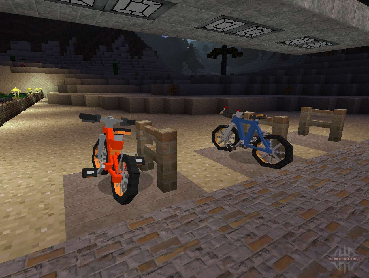 minecraft bicycle mod
