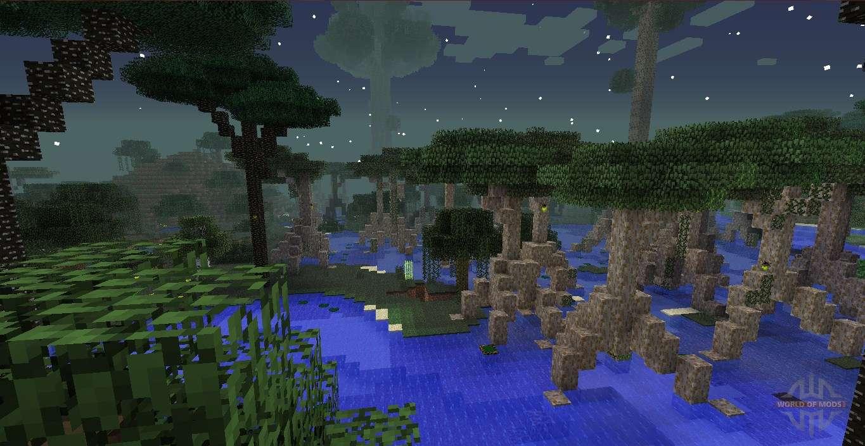 Установка мод в сумеречный лес для minecraft 1 5 2 рецепты