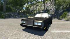 Lincoln Town Car 1985 for BeamNG Drive