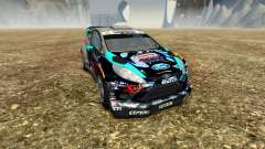 Ford Fiesta for BeamNG Drive