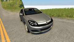 Opel Astra GTC for BeamNG Drive