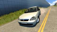 Vaz-2170 for BeamNG Drive