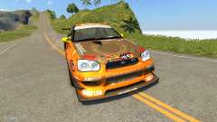 Subaru Impreza WRX for BeamNG Drive