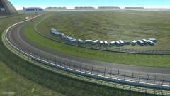 Map Of Akron Motorspeedway for BeamNG Drive