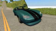 Jaguar XJ-S for BeamNG Drive