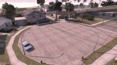 Grove Street v1.1 - map for BeamNG Drive