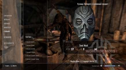 Kraft dragon masks priests for Skyrim