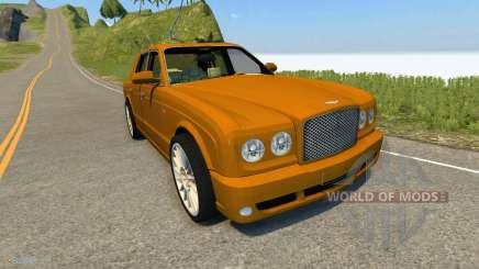 Bentley Arnage T for BeamNG Drive
