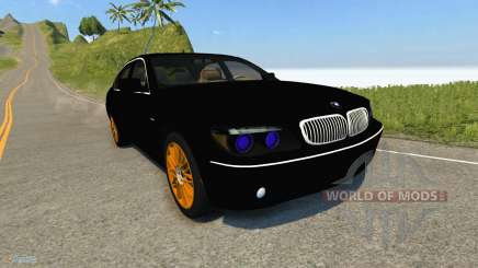 BMW 760Li E66 for BeamNG Drive