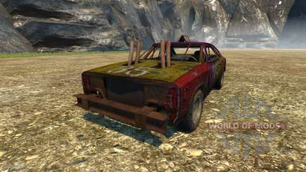 Moonhawk Derby for BeamNG Drive