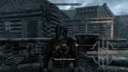 Buyer of stolen goods in Riftene for Skyrim