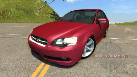 Subaru Legacy B4 for BeamNG Drive