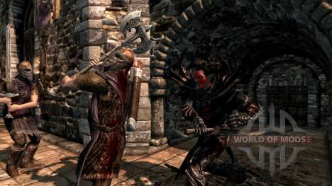 Call Sanguine for the fourth Skyrim screenshot