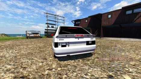 VAZ-2113 for BeamNG Drive