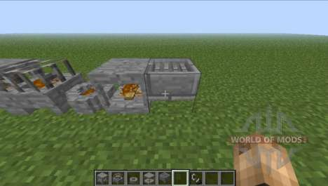 Fireplaces for Minecraft