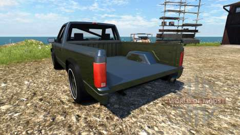 Gavril D-15 Sport for BeamNG Drive