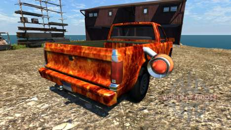 Gavril D-Series Hell for BeamNG Drive