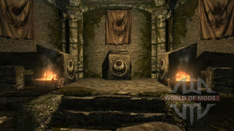 Call Galla for Skyrim fifth screenshot