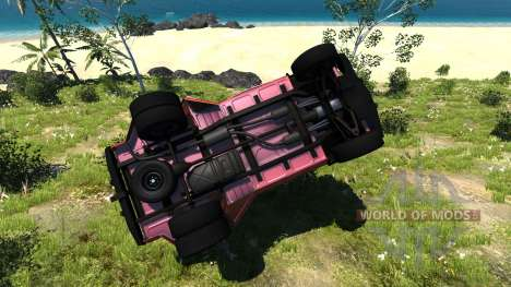 Gavril D-Series Dually 2 for BeamNG Drive