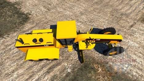 Caterpillar 24H Grader for BeamNG Drive