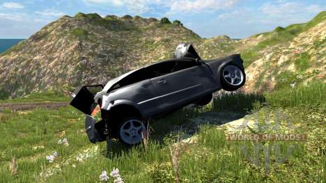 Opel Astra for BeamNG Drive