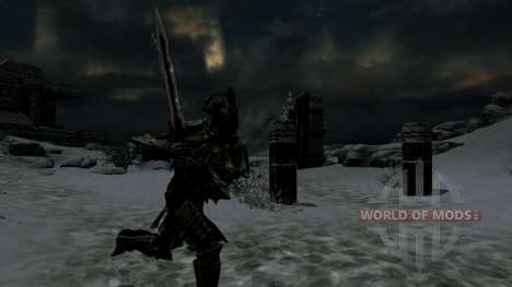 Angrar Dragonfighter for Skyrim second screenshot