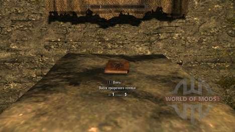 Call Galla for the fourth Skyrim screenshot