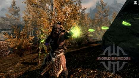 The magic of spriggan for Skyrim seventh screenshot