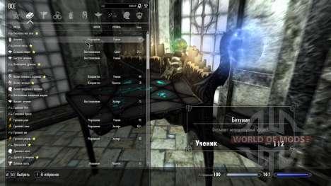 Madness for the third Skyrim screenshot